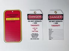 PVC tags (Silkscreen)